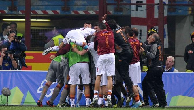 Кубок Италии-2012/13. «Интер» — «Рома» — 2:3. «Дестро-маэстро»