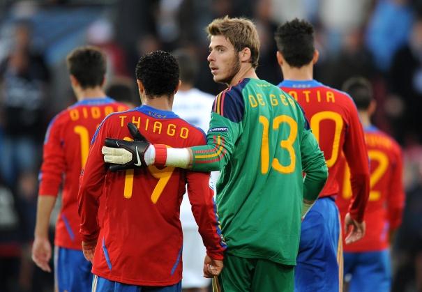 Топ-15 звезд молодежного Евро
