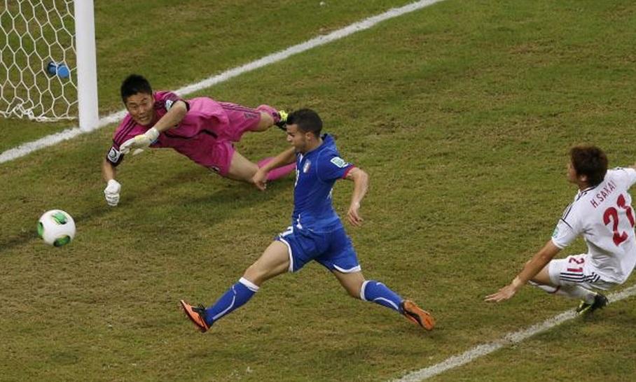 Кубок конфедераций-2013. Италия — Япония — 4:3. «Unhappy Endo»