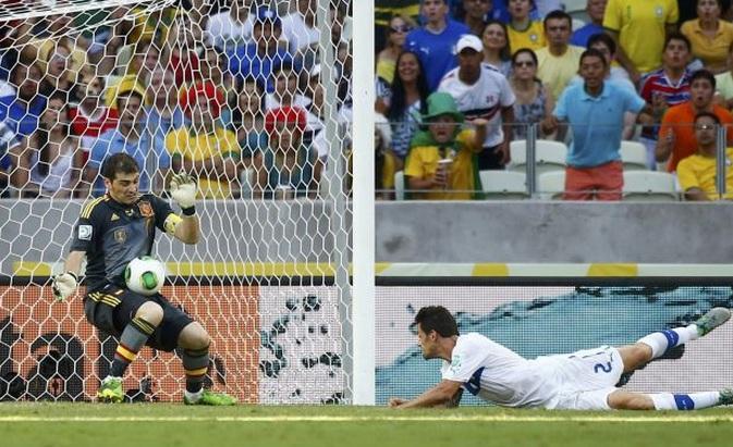 Кубок конфедераций-2013. Испания — Италия — 0:0 (пен. 7:6). «Тактика-така»