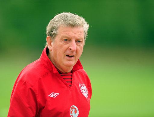 Рой Ходжсон вызвал в сборную молодых футболистов. «Ходж Sons»