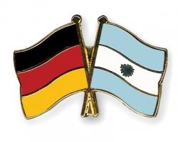 Товарищеский матч. Германия — Аргентина — 1:3. «Машина времени»