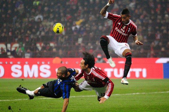 Итальянская Серия А. «Интер» — «Милан». Прогноз. «Последствия «Ура, Гана!»