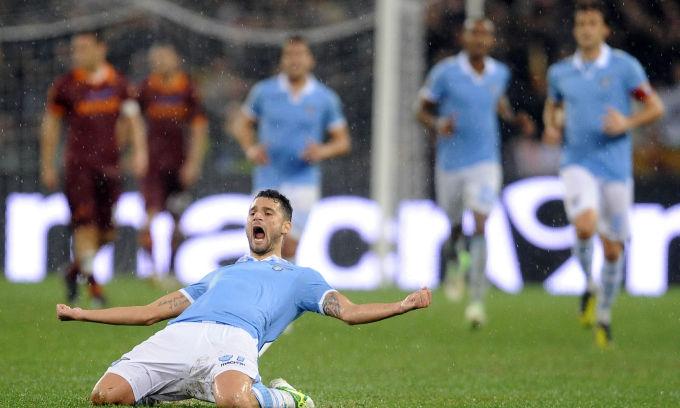 Итальянская Серия А. «Рома» — «Лацио». Прогноз. «0,5 нападающего»
