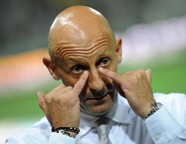 Новый тренер «Кьево» Эудженио Корини. «Ослик и.о.»