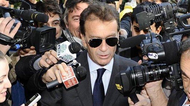 Массимо Челлино: «Если бы мой тюремный срок продлили, «Кальяри» выиграл бы чемпионат»