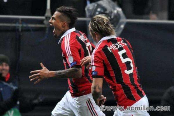 «Милан» — «Барселона» — 2:0. (ОНЛАЙН-ТРАНСЛЯЦИЯ. Матч завершен. ВИДЕО)