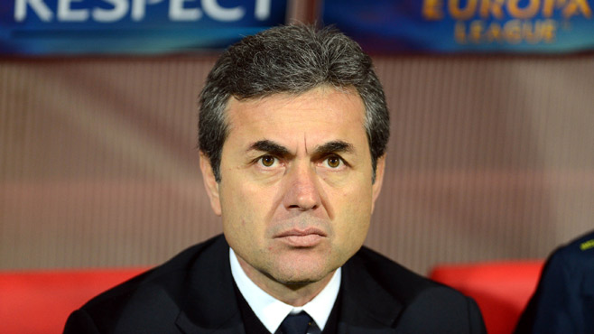 Kocaman resigned as manager of Fenerbahce