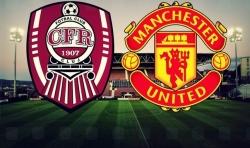 Лига чемпионов-2012/13. Группа «Н». «ЧФР Клуж» — «Манчестер Юнайтед» — 1:2. «Взялся за «Клуж» — не говори, что не дюж»