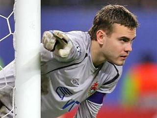 Игорь Акинфеев является трансферной целью «Ливерпуля»