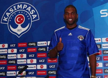 Бабел стал игроком «Касымпаши»
