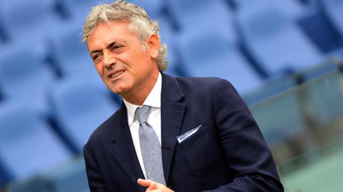 Roma parted ways with Baldini