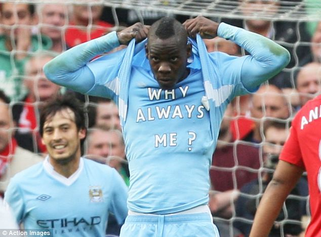 Balotelli convinced City will beat United in derby