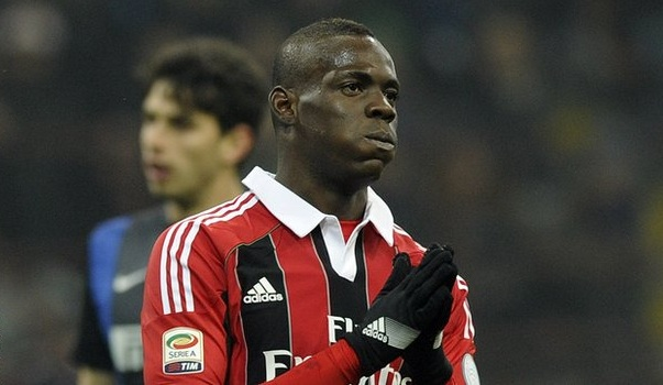 «Милан» выставил Балотелли на трансфер