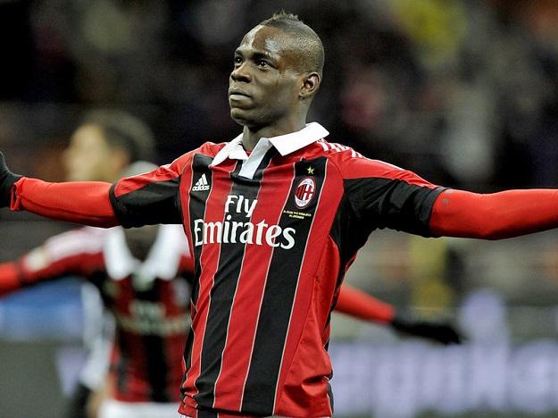 Марио Балотелли: «Я остаюсь в «Милане»