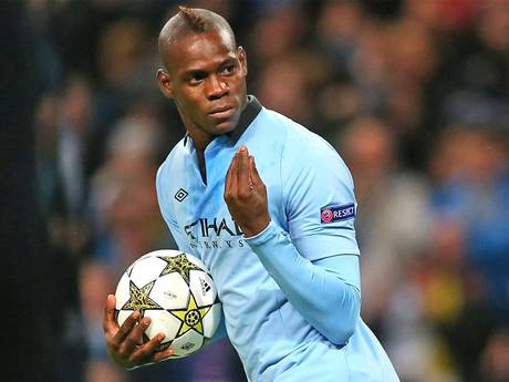 Balotelli agreed to pay £340,000 fine