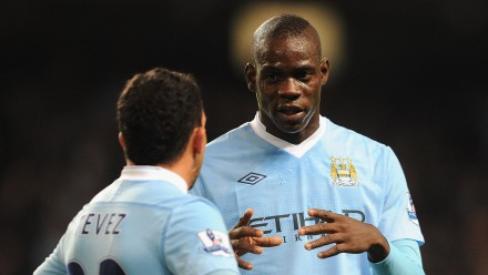 Tevez warns Balotelli against repeating his mistakes