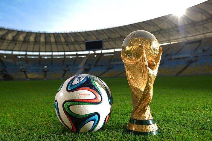 В Рио-де-Жанейро представили официальный мяч ЧМ-2014 (ФОТО)