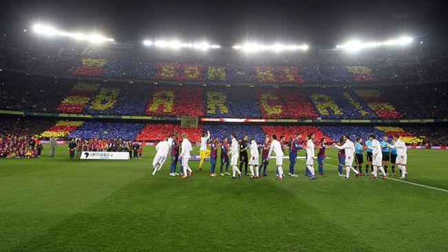 Испанская Ла лига. «Барселона» — «Реал». Онлайн-трансляция начнется в 20.00