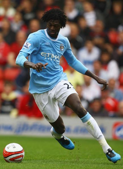 Адебайор может покинуть «Манчестер Сити» на правах свободного агента