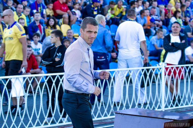 Виктор Гончаренко: «БАТЭ — визитная карточка футбольной Беларуси»