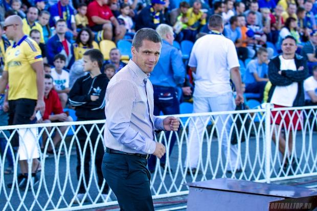 Гончаренко представлен игрокам «Кубани»