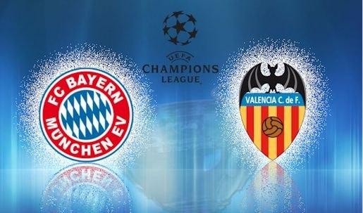 Лига чемпионов-2012/13. Группа «F». «Бавария» ― «Валенсия» ― 2:1. «Холодная немецкая логика»