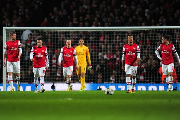 Bayern Munich in control as Arsenal brushed aside