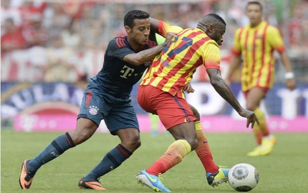 Самые интересные факты о матче «Бавария» — «Барселона» (ФОТО, ВИДЕО)