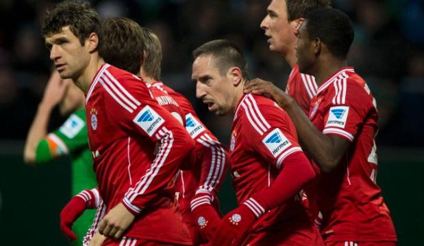 Немецкая Бундеслига. 16-й тур. «Бавария» — «Гамбург». Прогноз. «Привычка громить»