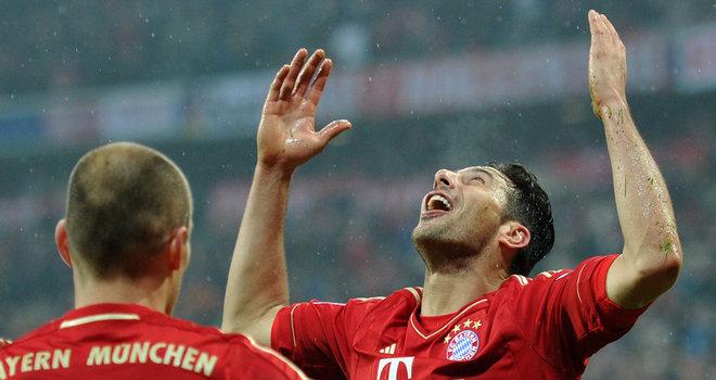 Bundesliga results: Bayern know no mercy