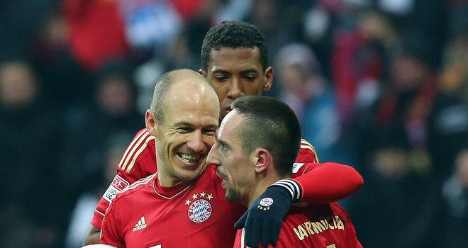 Bundesliga fixtures preview: Bayern vs. Hamburg SV