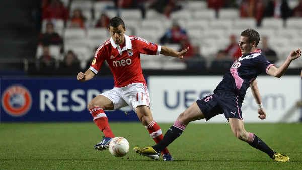 Лига Европы-2012/13. «Бенфика» — «Бордо» — 1:0. «Решительно и красиво»