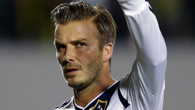 Beckham set to join PSG