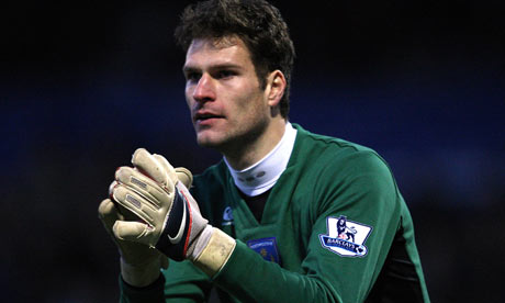 City and United to make a switch for Begovic