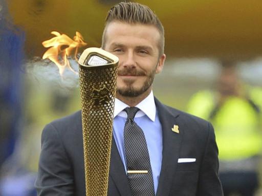 Бекхэма не будет на Олимпиаде-2012