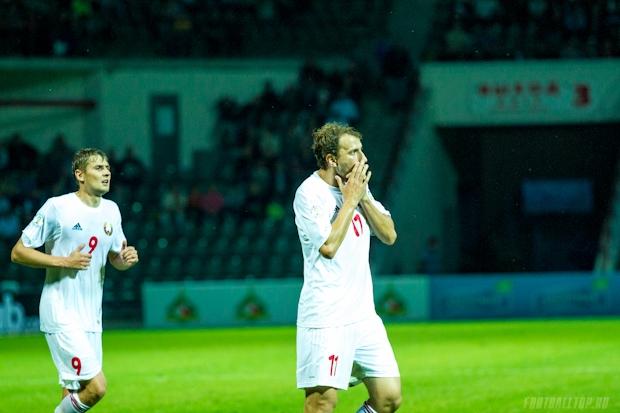 Репортаж. Беларусь — Черногория — 1:1. «Наверное, так у нас любят футбол»