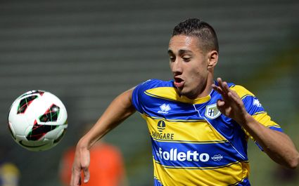 Inter Milan are hot on the trail of Parma Belfodil