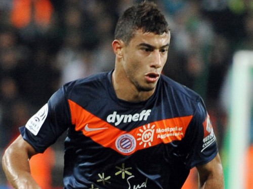 Arsenal, Tottenham to step up the chase for Montpellier Belhanda