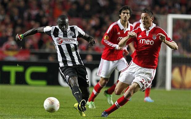 Europa League fixtures preview: Newcastle vs Benfica
