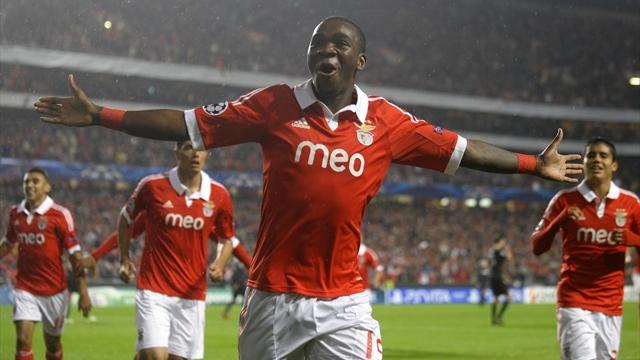 Europa League results: Benfica defeats Bordeaux