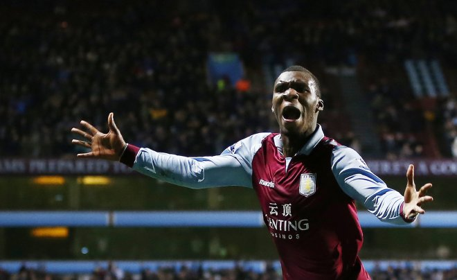 Aston Villa boss delighted with Benteke's impact