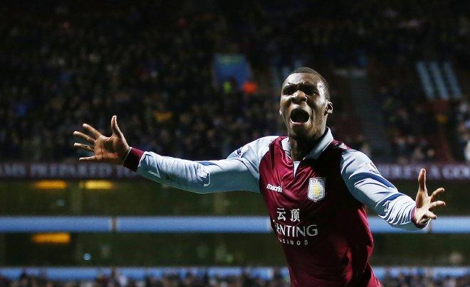 Aston Villa boss delighted with Benteke's impact