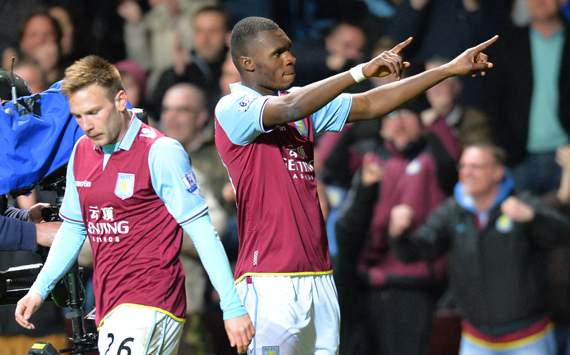 Premier League results: Villa's Benteke netted hat-trick to demolish Sunderland 6-1
