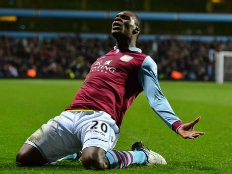 Aston Villa Benteke chase hots up