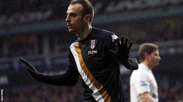 Premier League scores - Matchday 30: Fulham 1-0 Tottenham