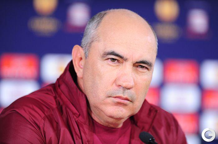 Курбан Бердыев: «В первом тайме была равная игра»