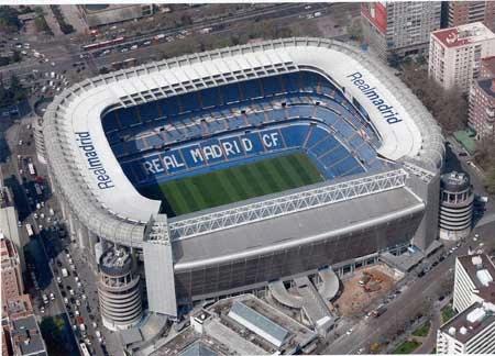 «Реал» готов вложить в реконструкцию «Сантьяго Бернабеу» 200 миллионов евро