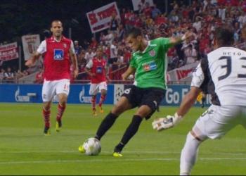 Игрок ЧФР Рафаэль Бастос был рад забить бывшему клубу
