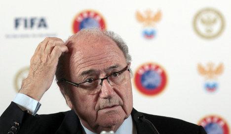 Йозеф Блаттер: Россия должна принять матчи чемпионата Европы-2020